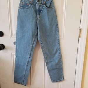 New Vintage Levi's 550 Relaxed Fit, Tapered Leg  Jean